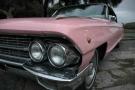 Foto Cadillac Eldorado Rosa Roma
