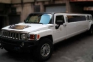 Affitto Hummer Limousine Bianca Roma