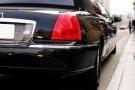 Foto Interni Limousine Nera Roma