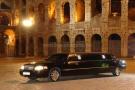 Limousine Nera Roma