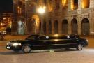 Limousine Nera Tour Roma
