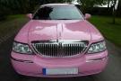 Affitto Limousine Rosa Roma