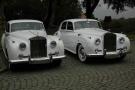Noleggio Rolls Royce Silver Cloud S1 Roma