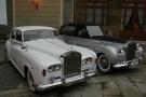 Noleggio Rolls Royce Silver Cloud S3 Roma