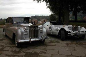 Foto Rolls Royce Silver Wraith Roma
