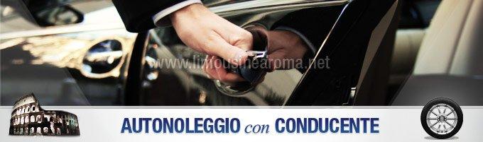 servizio noleggio con conducente a roma
