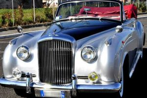 Bentley S2 Cabrio per Matrimonio