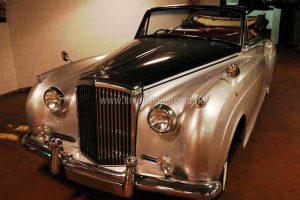 Noleggio Bentley S2 Cabrio Roma