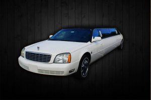 Cadillac Limousine Bianca