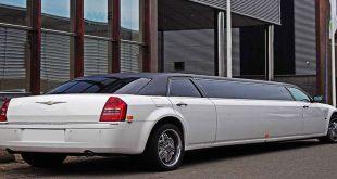 Chrysler Limousine Bianca Roma