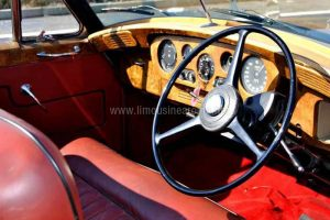 Bentley S2 Cabrio Foto Interne
