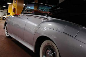 Affitto Bentley S2 Cabrio Roma