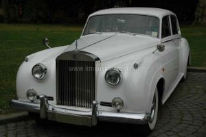 Rolls Royce Silver Cloud S1 Bianca Roma
