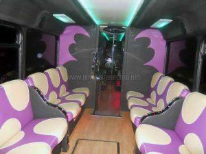 Limo Bus 30 Posti Feste Roma