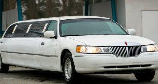 Limousine Bianca Roma
