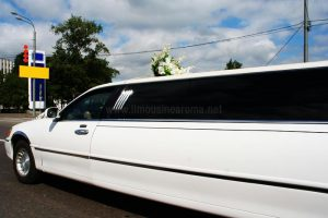 Tour Limousine Bianca Roma