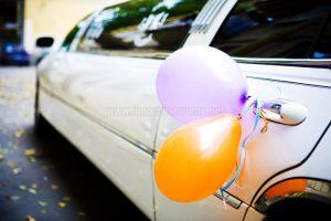 Limousine per Feste di Compleanno Roma