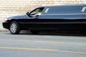 Noleggio Limousine Nera