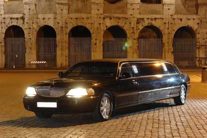 Noleggio limousine nera roma prezzi per affitto lincoln for Affitto a ore roma