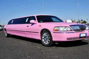 Limousine Rosa Roma