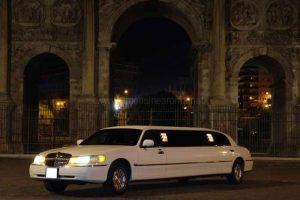 Limousine Bianca Noleggio a ore