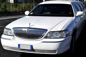 Limousine White Roma