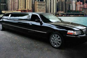 Lincoln Limousine Nera