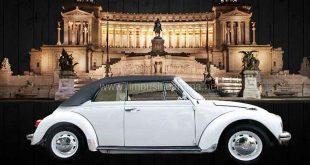Maggiolone Cabrio Roma
