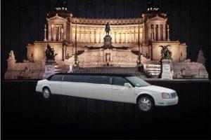 Noleggio Limousine Cadillac Roma