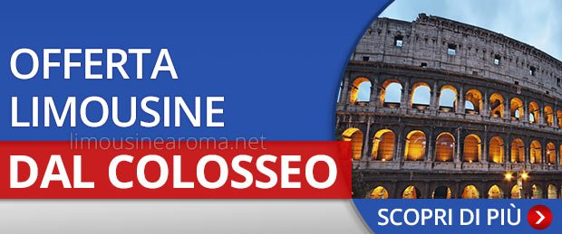 tour in limousine dal colosseo