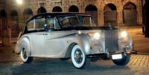 Rolls Royce Silver Roma