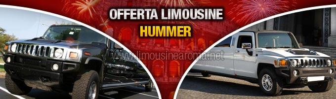 noleggio hummer limousine per capodanno