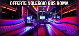 offerte per il noleggio bus a roma