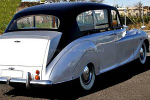 Noleggio Rolls Royce Silver Roma