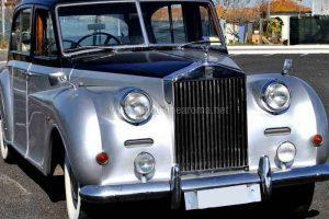 Rolls Royce Silver Auto Cerimonie