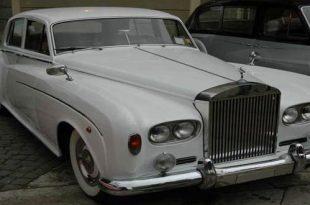Rolls Royce Silver Cloud S3 Roma