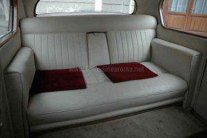 Rolls Royce Silver Roma Foto Interni