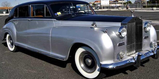 Rolls Royce Silver Wraith Roma