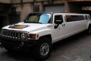 Tour con Hummer Limousine a Roma