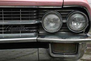 Cadillac Eldorado Rosa