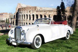 Bentley S2 Cabrio Auto per Cerimonia
