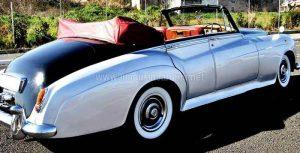 Bentley S2 Cabrio Auto Matrimonio Roma