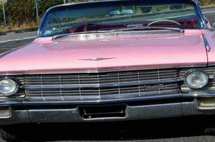 Cadillac Eldorado Rosa Roma