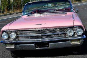 Cadillac Eldorado Rosa Cabrio