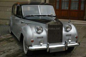 Foto Rolls Royce Silver Roma