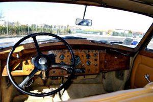 Foto Interni Rolls Royce Silver Wraith