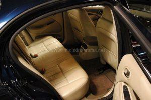 Foto Interni Jaguar S Type Roma