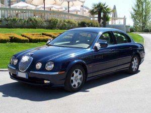 Affitto Jaguar S Type Roma