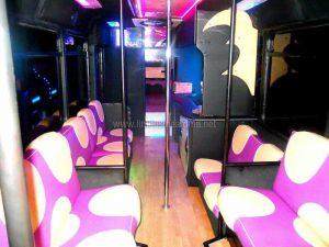 Affitto Limo Bus 30 Posti Roma