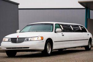 Affitto Limousine Bianca Roma
